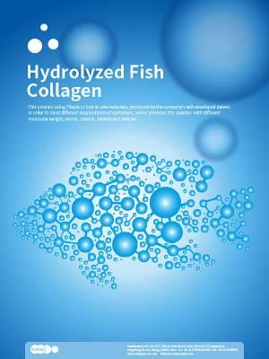 Hydrolyzed Fish Collagen