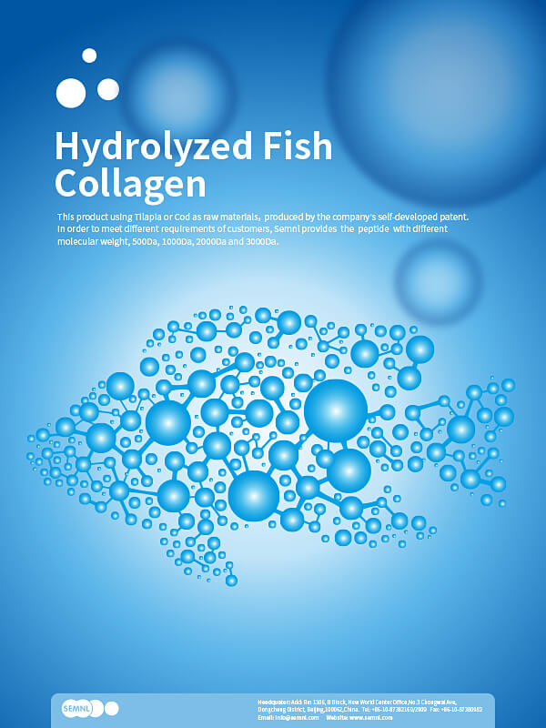 Hydrolyzed Fish Collagen